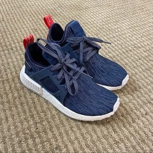 adidas Shoes - Adidas NMD XR1 Glitch Unity blue